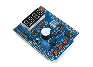 Multifunzione Developer Shield per Arduino Uno / Leonardo