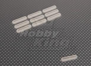 Controllo Rod Finestra L28xH5mm (10pcs / bag)