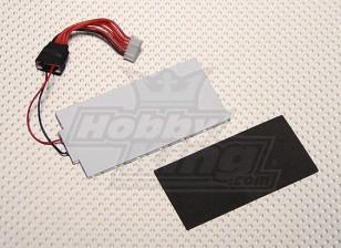 Kit Turnigy 9X LCD retroilluminato - Bianco (fai da te)
