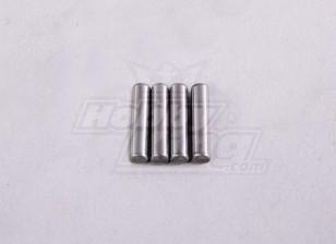 Pin 2.5 * 11,5 millimetri (4 pezzi / Bag) - A2016T, A2038 e A3015