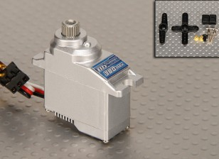 Turnigy ™ BMS-380MAX Micro MG Servo 4.1kg / 0.16sec / 17.4g