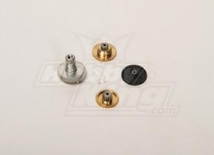 BMS-20611 Gears metallo per BMS-660MG + HS e BMS-660DMG + HS