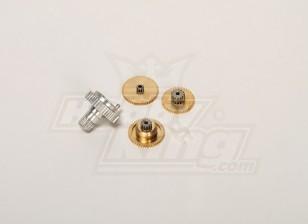 BMS-20803 Gears metallo per BMS-810DMG + HS e BMS-820DMG + HS