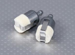 Feltro filtro carburante / Clunk per i modelli a gas (piccolo) (2pc)