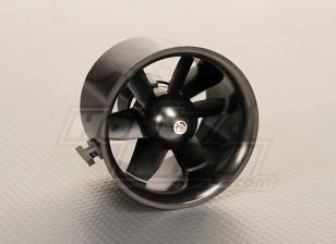 EDF Ducted Fan Unità 6Blade 2.75inch 70 millimetri