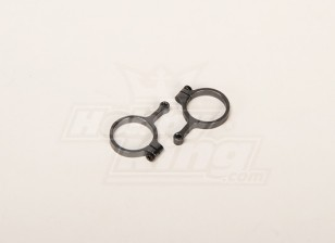 HK-500GT coda del metallo Linkage Rod Pinna Band (Allineare parte # H50109)