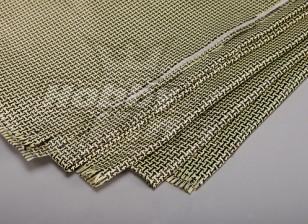 3K fibra di carbonio e Kevlar-29 Panno (180g / m2) 1mtr