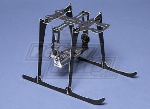 FPV supporto inclinabile di fotocamera con carrello di atterraggio