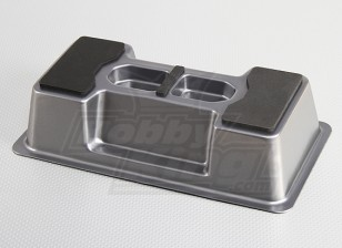 Stand di lavoro - plastica (titanio Colore)