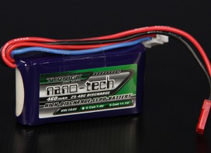 Turnigy nano-tech 460mah 3S 25 ~ 40C Lipo Confezione