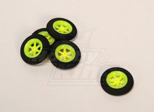 Super Light Multi Spoke Wheel D30x7mm (5pcs / bag)