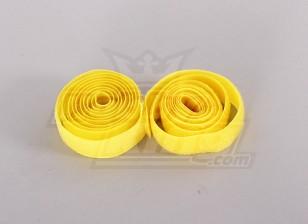Non-Velcro adesivo (1 set)