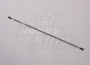 450 Dimensioni Heli Tail Linkage Rod
