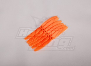 GWS Stile Elica 4.5x3 Orange (CCW) (6pcs)