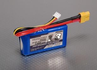 Turnigy 1300mAh 2S 20C Lipo Confezione