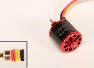 3400kv Turnigy 2632 Brushless Motor