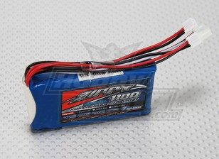 Zippy Flightmax 1100mAh 6,6 V LiFePo4 2S1P ricevitore pack
