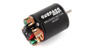 Surpass 540-35T Brushed Motor with Replaceable Brushes Rear
