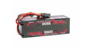 Turnigy Rapid 5500mAh 4S2P 140C Hardcase Lipo Battery Pack w/XT60 Connector