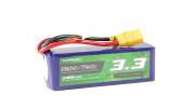 Turnigy Nano-Tech 3300mAh 6S 45C Lipo Pack w/XT90