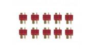 Nylon T-Connector Male (10pcs)
