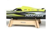 HydroPro Inception Deep Vee Racing Boat side profile