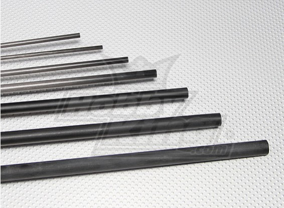 Carbon Fiber Rod (твердый) 1.5x750mm