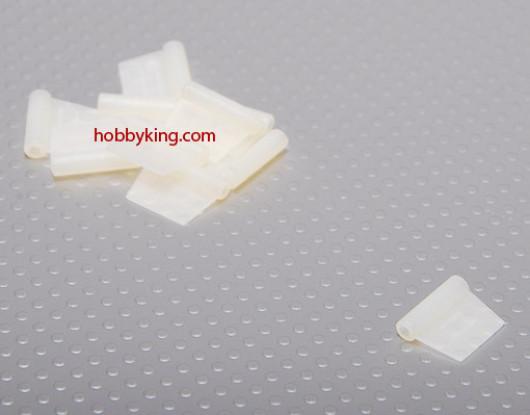 Одностороннее Петля D4x2xH16.3 (10шт / комплект)