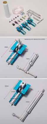 Пневматический Ретракты комплект 2-WayValve (модель: 2203)