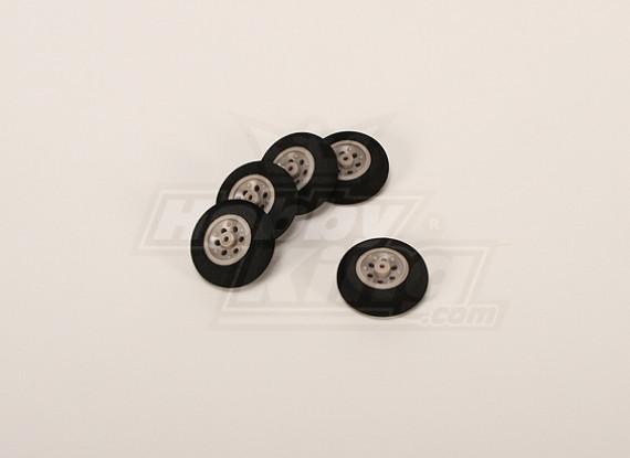 Супер легкие колеса D40xH12 (5pcs / мешок)