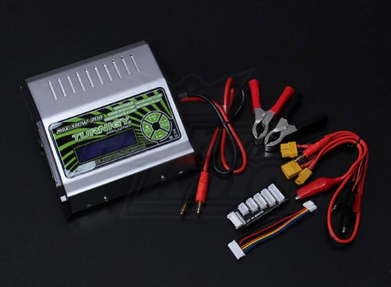 TURNIGY MEGA 380W Литий-полимерный Зарядное устройство