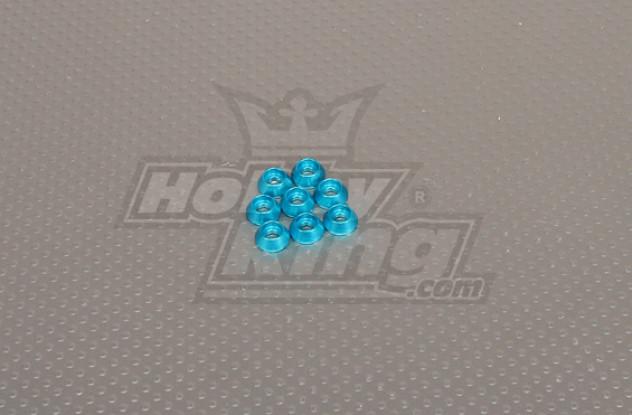 CNC Cap Болт Шайба M3 (3,5 мм) Sky Blue