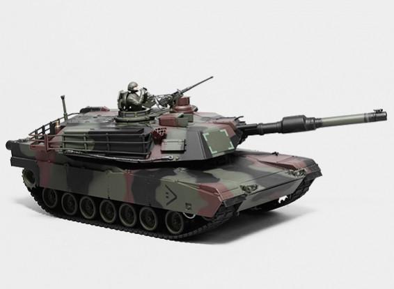 M1A2 Abrams RC Танк РТР ж / Tx / Звук / инфракрасный