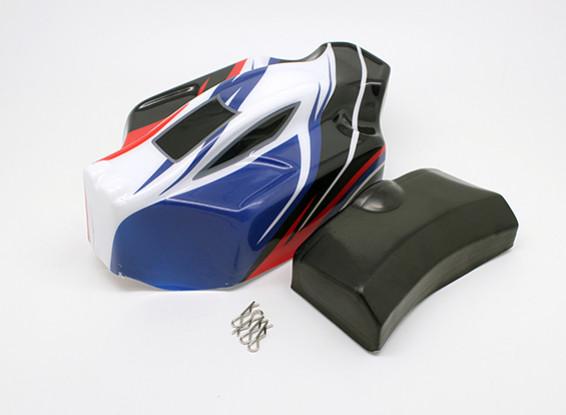 Окрашенный корпус ж / Крыло - A2003T