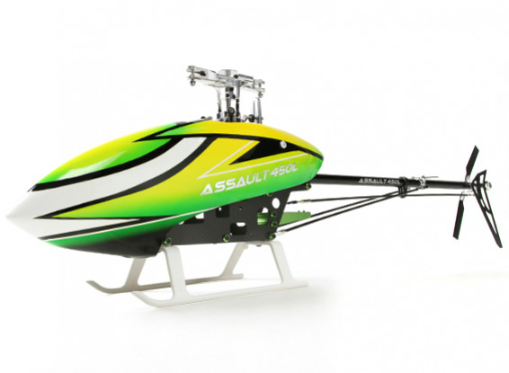 Нападение 450L Flybarless 3D Helicopter Kit