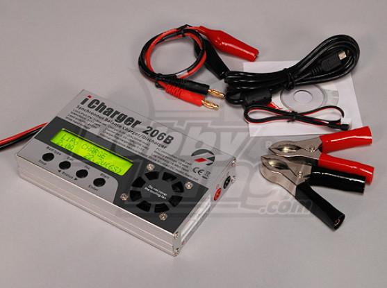 iCharger 206B 300W 8s Баланс / зарядное устройство