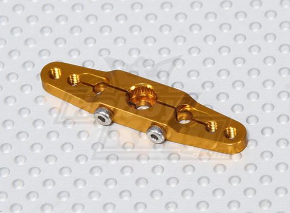 Сплав серво кронштейн для автомобиля 46mmxM3 (HiTec)