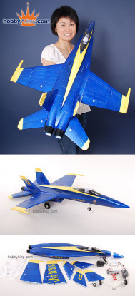 AT Blue Angel F / A-18C АРФ БПТ Jet