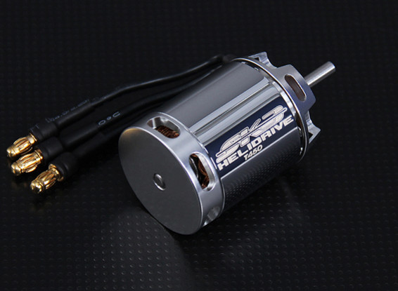 Turnigy HeliDrive SK3 конкурс Серия - 2839-4300kv (450 размер хели)