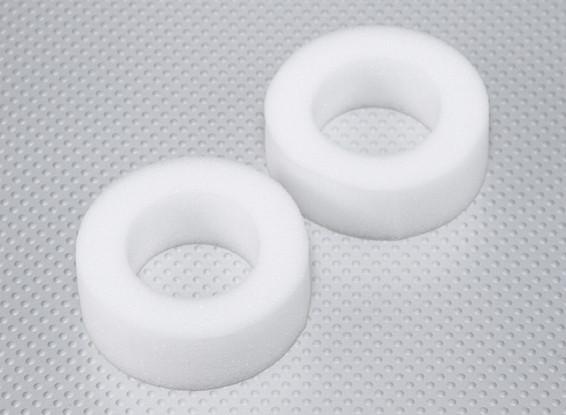 Пена шин Вставки для 26мм RC автомобильных колес - Жесткий соединение (2 шт)