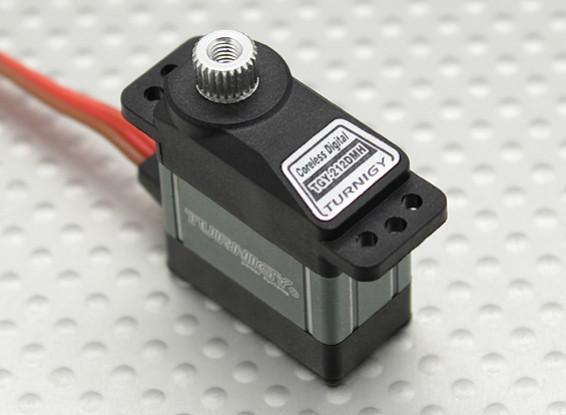 Turnigy ™ TGY-212DMH Coreless DS / MG Servo ж / теплоотводом 1.4kg / 0.05sec / 16g