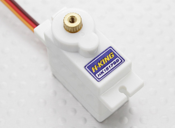HobbyKing ™ HK15178B Цифровой сервопривод MG 1,5кг / 0.08sec / 13.5g