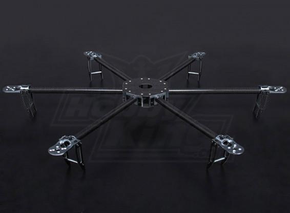 Turnigy Talon Hexcopter (V1.0) Carbon Fiber Frame - 625 мм