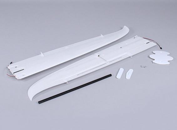 Dynamic-S - Замена основного крыла Set