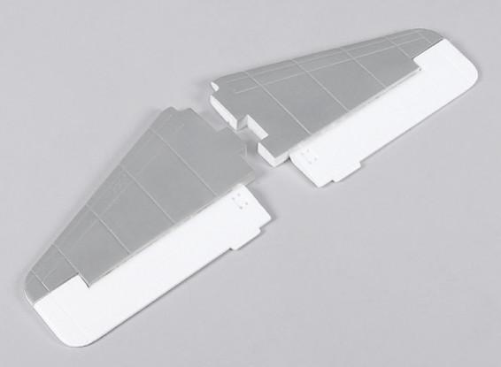 Durafly ™ 1100мм A1 Skyraider - Замена горизонтального стабилизатора