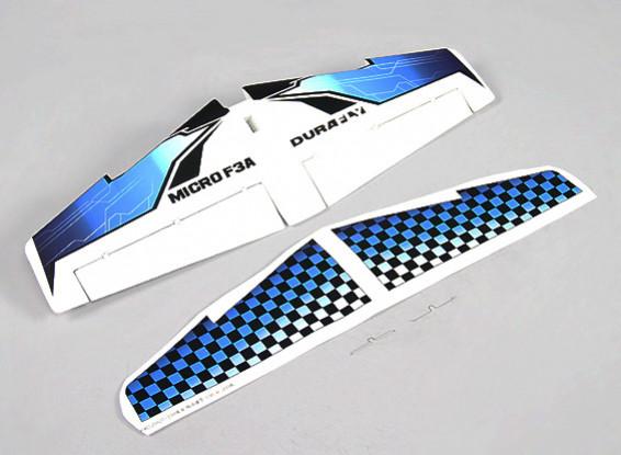 Durafly ™ F3A Micro 420мм - Замена основного крыла