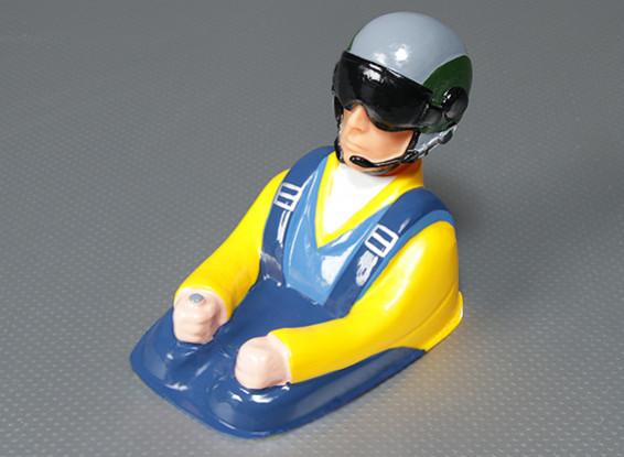 Модель Race Pilot (H119 х W101 х D143mm)