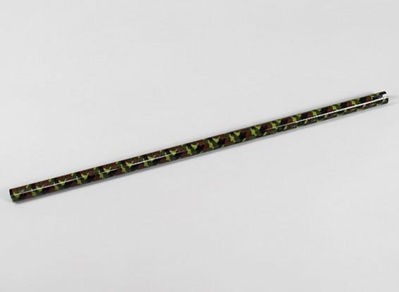 Камуфляж углеродного волокна хвостовой балки для Trex / HK600 Вертолет