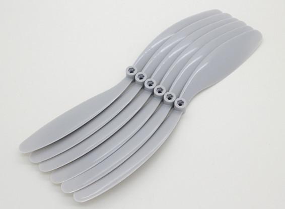 GWS EP Пропеллер (RD-9070 228x178mm) серый (6 шт / комплект)