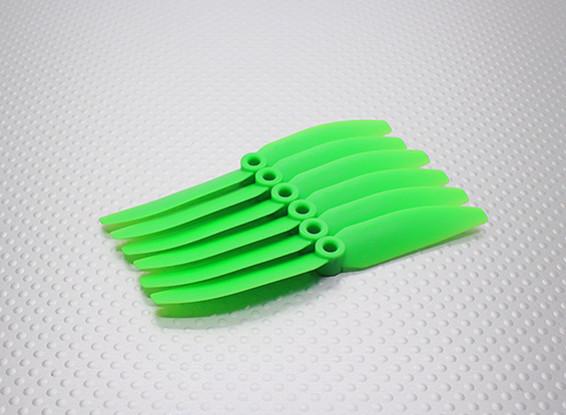 GWS EP Пропеллер (DD-4040 102x102mm) зеленый (6 шт / комплект)